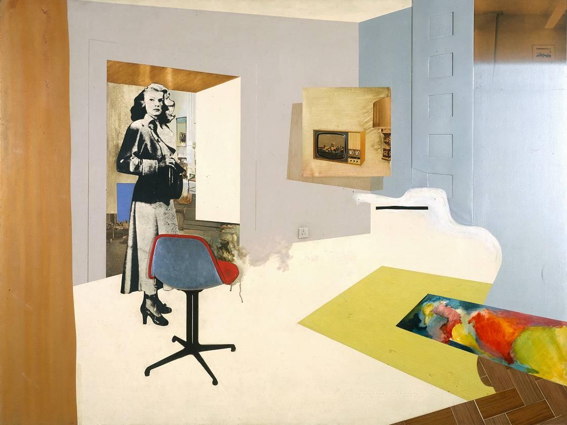 Richard Hamilton Pop Art Paintings