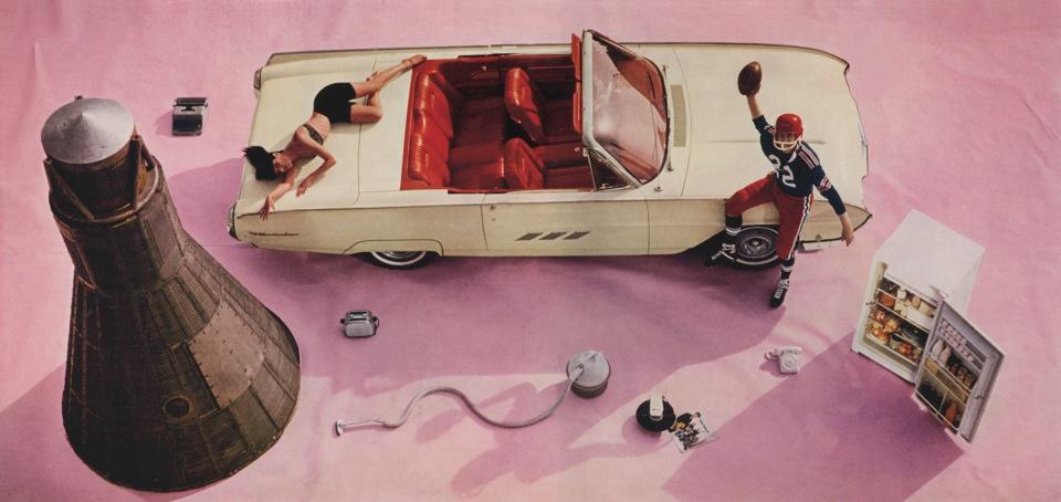 Pop Art at Tate Modern - Richard Hamilton - Fashion Blog ...