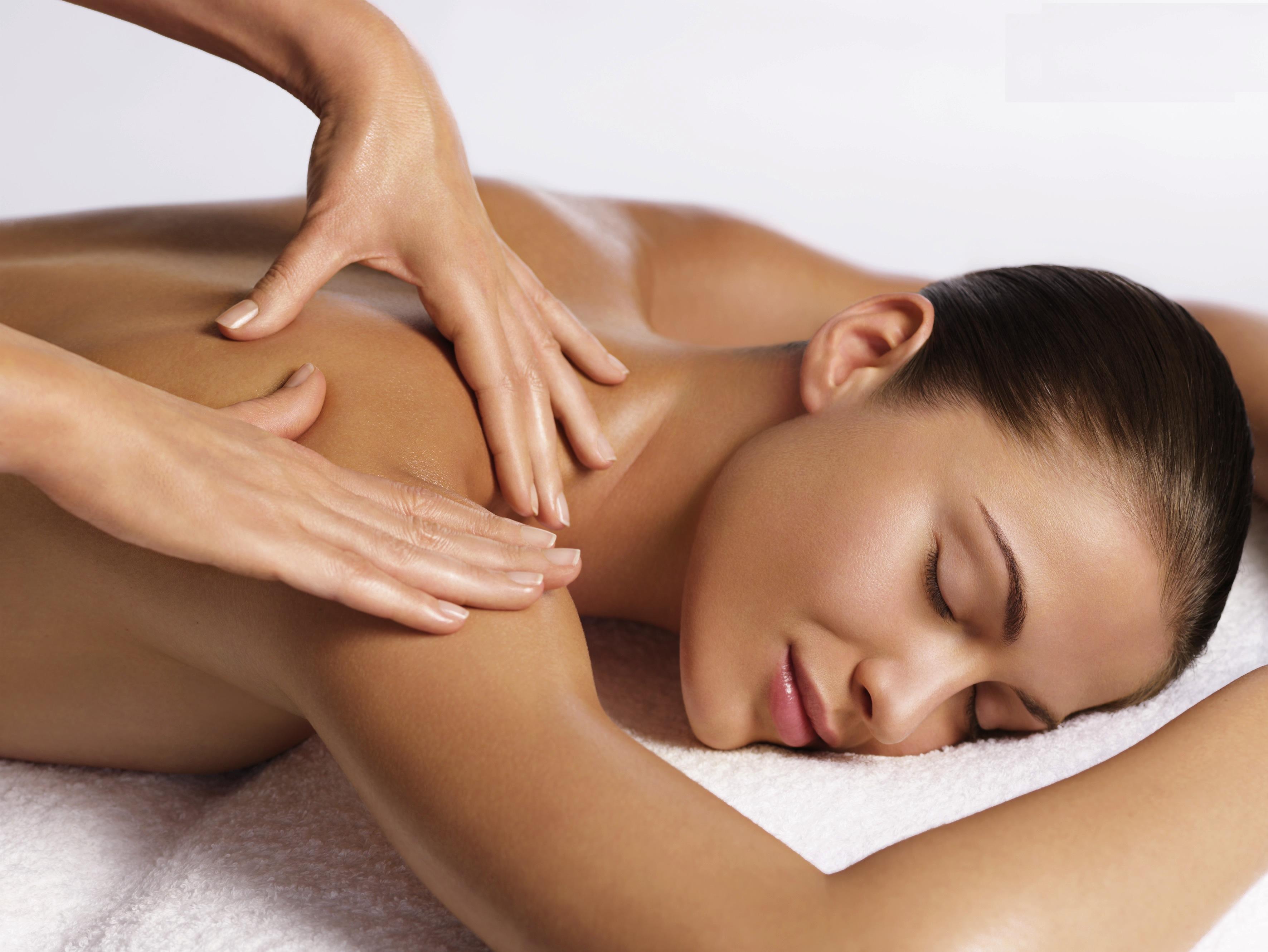 Фото массажа женщин 10 фотография