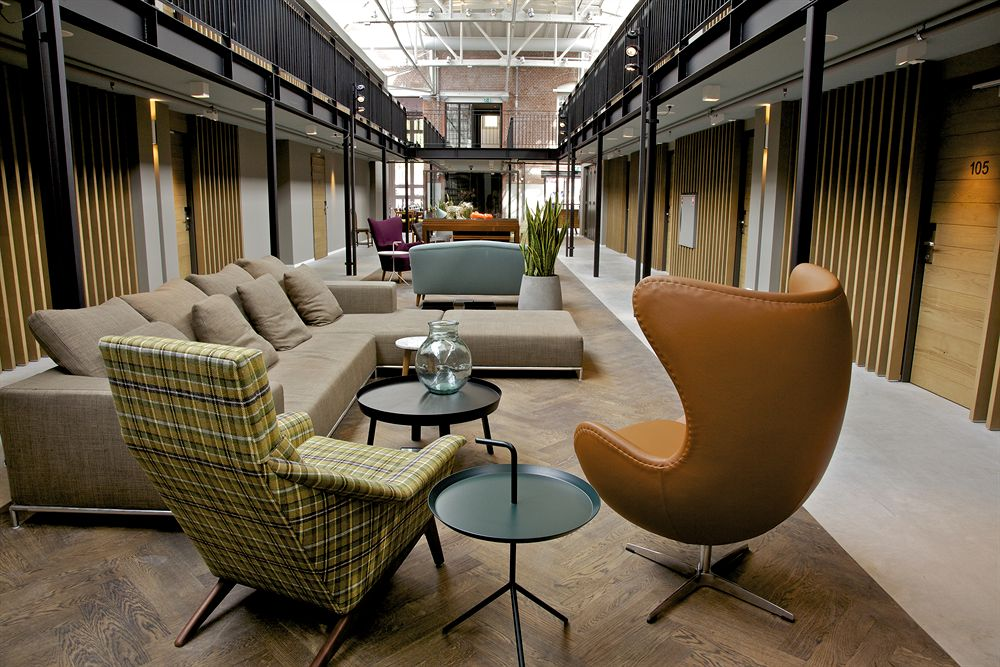 5 X New And Swell Hotels In Amsterdam Stijlmeisje