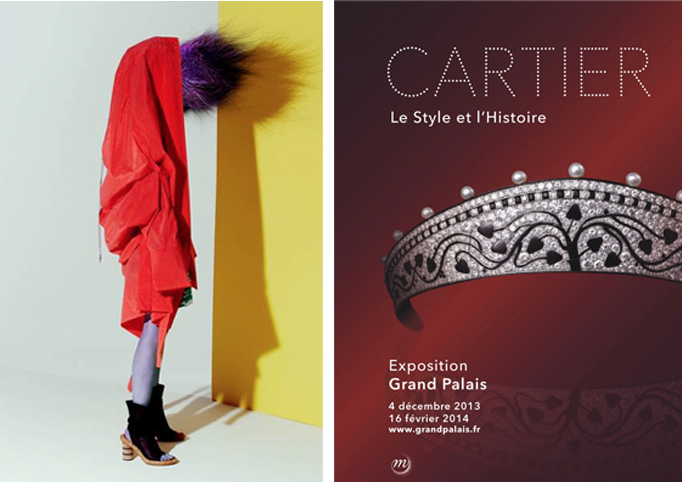 Faceless and Cartier exhibition - Stijlmeisje - Fashion Blog