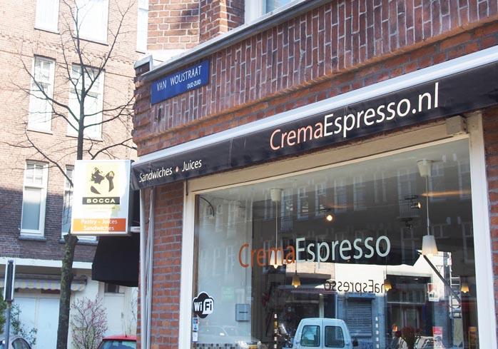 Hotspot - Crema Espresso - Stijlmeisje - Fashion Blog