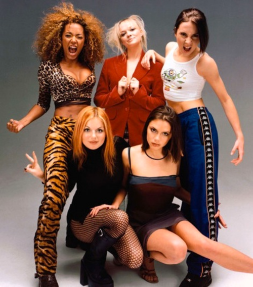 Spice Girls - Victoria Beckham - Nail Polish - Stijlmeisje