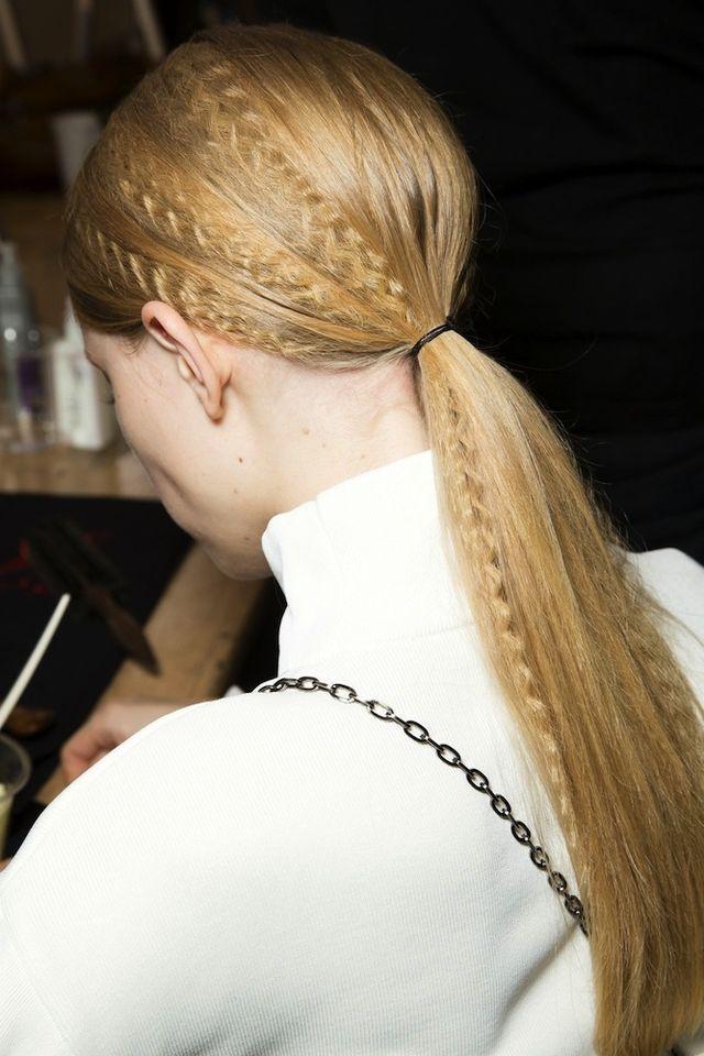 1. ponytail