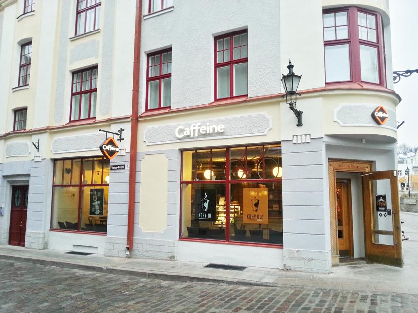 Estonia - Tallinn - Travel - Stijlmeisje