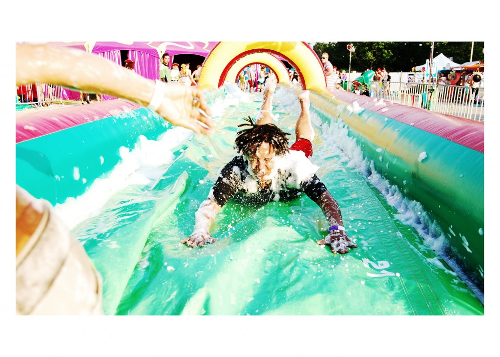 Springkussen Festival - Stijlmeisje