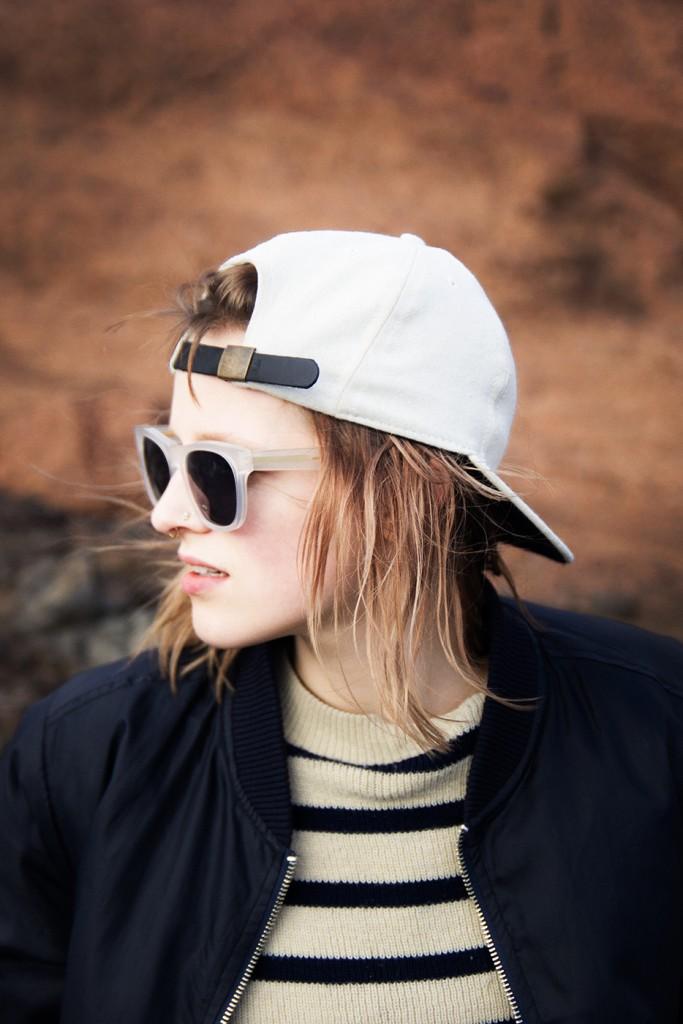 Moby Dick sunglasses - Stijlmeisje