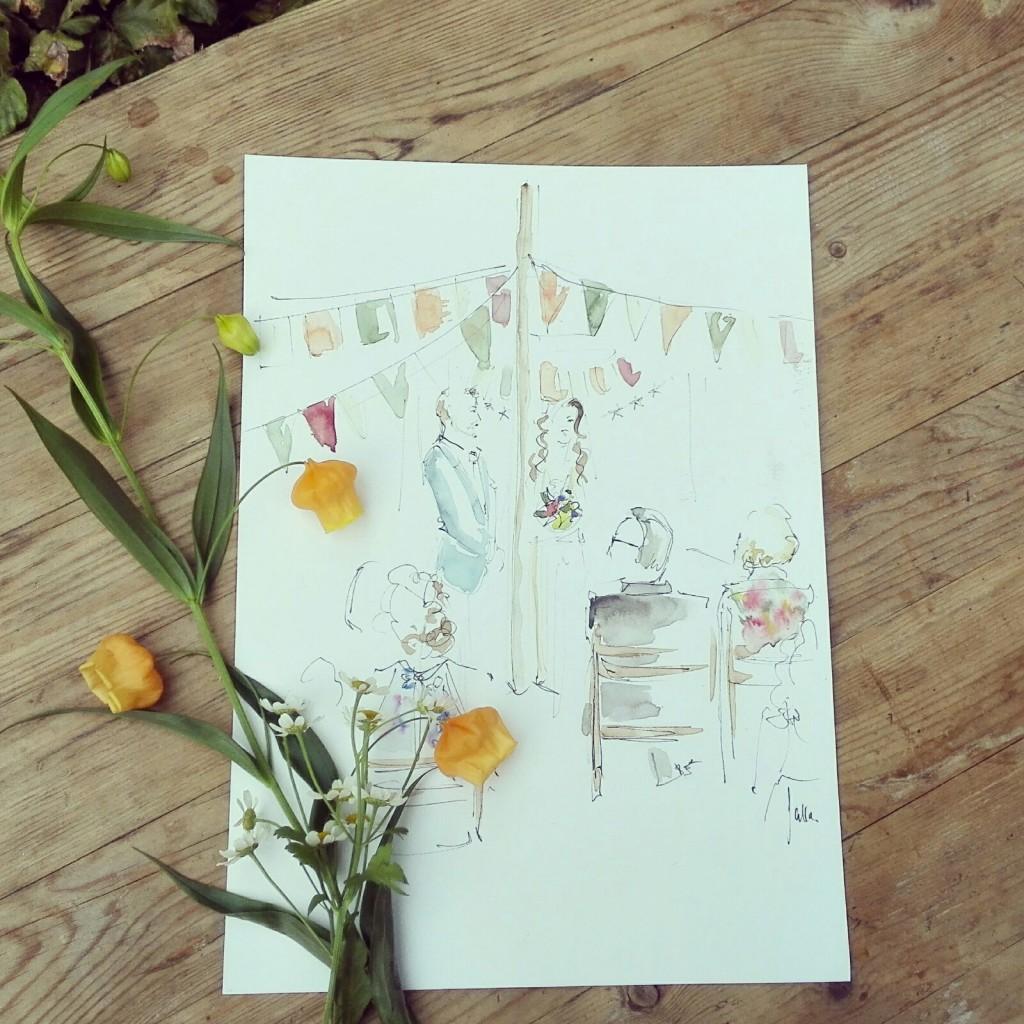 Stijlmeisje Wedding