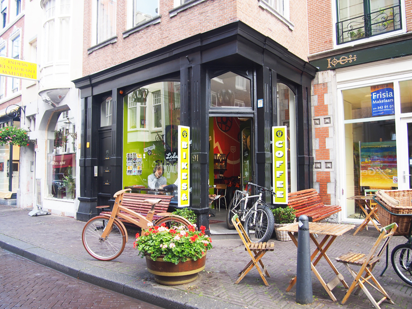 The Hague city guide - Stijlmeisje