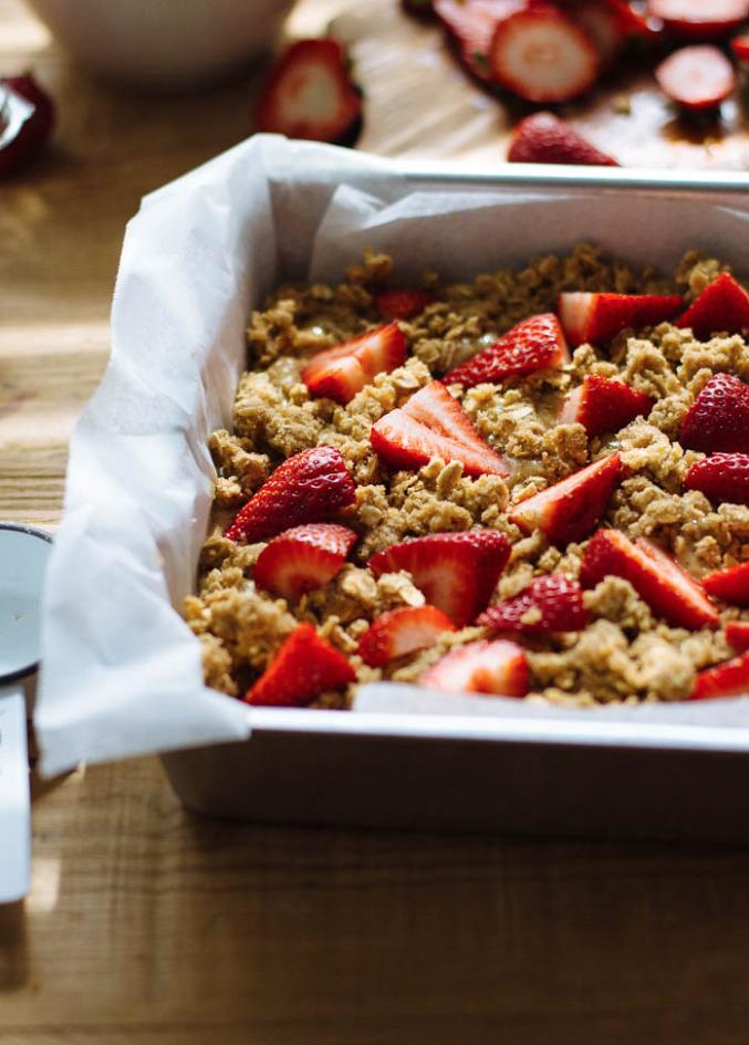 5 healthy food recipes - Stijlmeisje