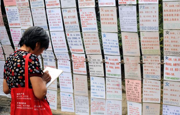 Leftover women - China - Stijlmeisje